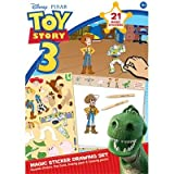 echange, troc Collectif - 2017 Toy Story 3 Sticker Drawing