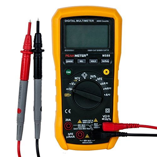 uxcell-Digital-Multimeter-DMM-with-Non-contact-Voltage-Detector-Auto-Ranging-Voltage-Current-Resistance-Capacitance-Frequency-w-LCD-Backlight