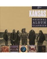 Original Album Classics : Kansas / Song for America / Point of Know Return / Leftoverture / Masque (Coffret 5 CD)