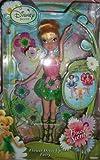 Tinkerbell Disney Fairies Flower Scents - Vanilla Scented Flower Dress Up Fairy - Tinkerbell