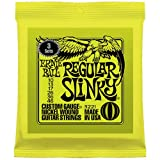 3 Pack / 3 Sets of Ernie Ball 3221 Regular Slinky Electric 10-46 UK SELLER