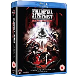 Fullmetal Alchemist: Brotherhood-Complete Collecti [Blu-ray]