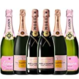 Rose Champagne Gift Case