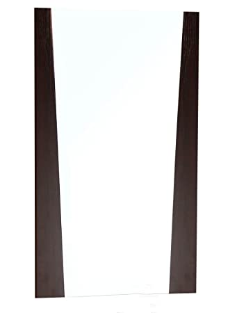 American Imaginations AI-1210 Wood Frame Mirror, 21 by 34-Inch, Wenge