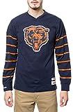 Mitchell & Ness Men's Chicago Bears Cornerback Longsleeve Jersey