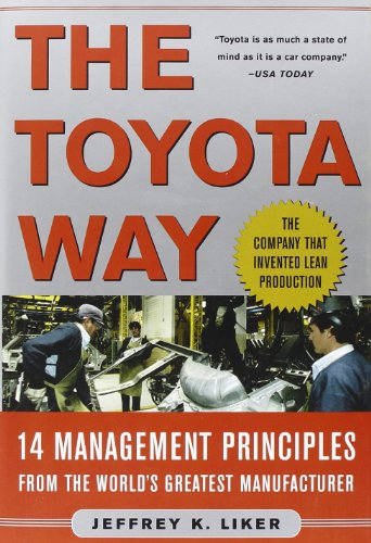 The Toyota Way: 14 Management Principles from the World's Greatest Manufacturer (Toyota Production compare prices)