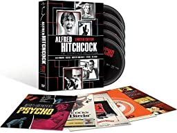 Alfred Hitchcock: The Essentials Collection - Limited Edition