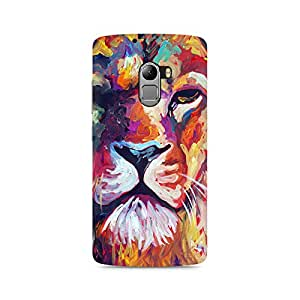Mobicture Pattern Premium Printed Case For Lenovo K4 Note