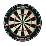 Unicorn Dartboard Eclipse Pro Bristle - Black/White/Red/Greenby Unicorn