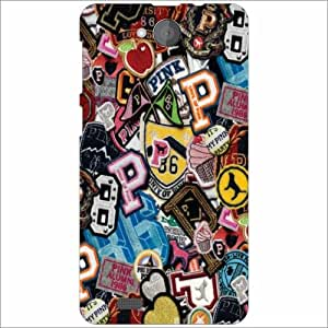 XOLO Prime Back Cover - Silicon Characters Designer Cases