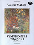Symphonies Nos. 3 and 4 in Full Score (Dover Music Scores)