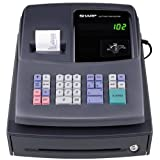 Sharp Electronics XEA106 Cash Register ~ Sharp