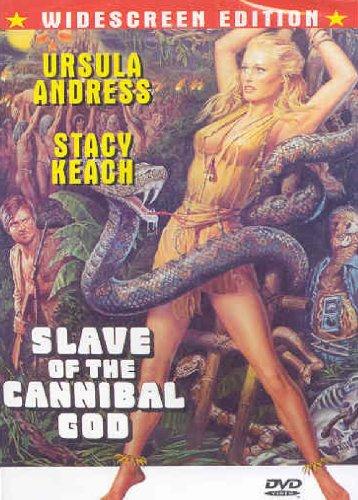 Slave of Cannibal God [DVD] [Region 1] [US Import] [NTSC]