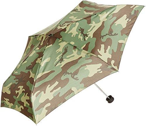 (ユナイテッドアローズ グリーンレーベル リラクシング) UNITED ARROWS green label relaxingBC HUS SMART MINI 52 折りたたみ傘 32424990049 67 Olive FREE