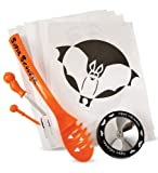 10-pc. Deluxe Pumpkin Carving Kit with Tools and Templates