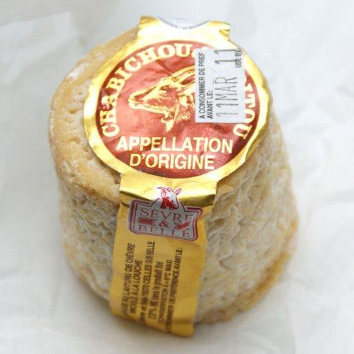 フランス シャビシェ ポワトゥ 150g シェーブルチーズ ベリー系の酸味のある綺麗な味わい