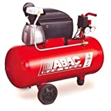 Compressore ABAC 50 LT Montecarlo RC2 Coassiale Lubrificato 2 HP Red Line