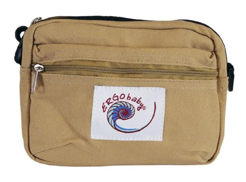Ergo Baby Front Pouch - Camel