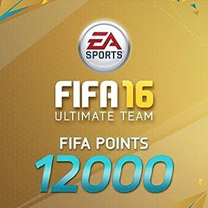 EA Sports FIFA 16 - 12000 FIFA Points - PS4 [Digital Code]