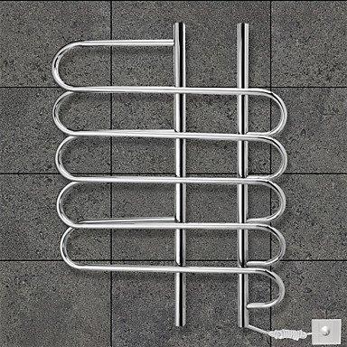 Portasciugamani termico Acciaio inossidabile A muro 800*600*130mm Acciaio inossidabile Moderno , 110-120v