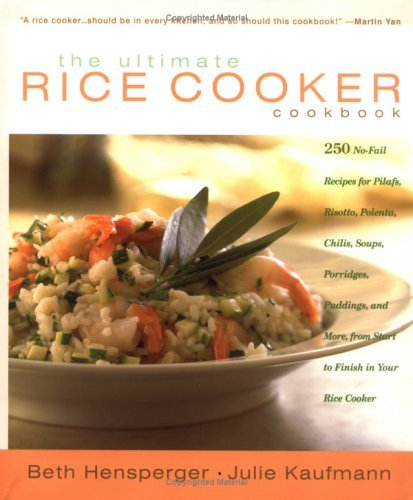 Digital Rice Cooker Recipes