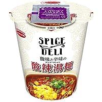 エースコック SPICE DELI 酸味と辛味の酸辣湯麺 94g×12個