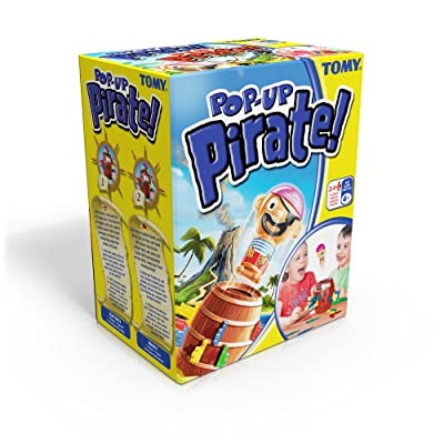 Pop Up Pirate from Tomy International (RC2)