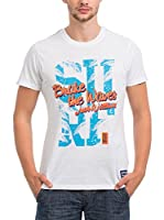 JACK WILLIAMS Camiseta Manga Corta (Blanco)