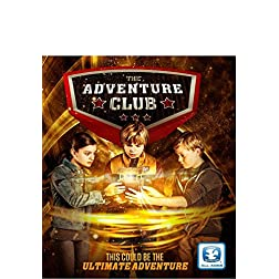 The Adventure Club [Blu-ray]