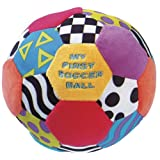 Playgro 0111783 My First Soccer Ball, Multicolor