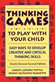 img - for Thinking Games to Play with Your Child book / textbook / text book