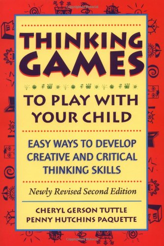 Thinking Games To Play With Your Child front-777530