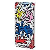 【正規品】Keith Haring Collection Flip Cover for iPhone 5s/5/5c Chaos APA08-005CH