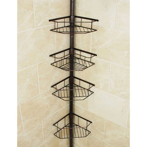 bronze shower caddy online stores oil rubbed bronze euro