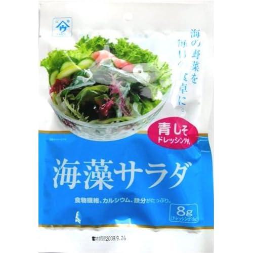 魚の屋 海藻サラダ青じそドレッシング付 23g×20個