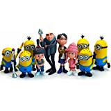 2015 New Despicable Me 2 Minions Toys Ornament Christmas Gift Despicable Me doll Minion Decoration Brinquedos