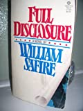 FULL DISCLOSURE (0345271955) by William Safire