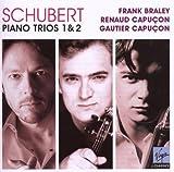 echange, troc  - Schubert : Trios pour violon, violoncelle et piano n° 1, op. 99 et n°2, op. 100 - Sonatensatz - Notturno