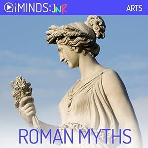 Roman Myths Audiobook