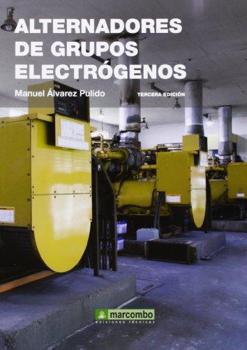ALTERNADORES GRUPOS ELECTROGENOS