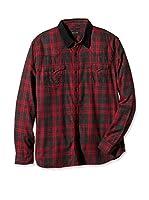 True Religion Camisa Hombre (Rojo)