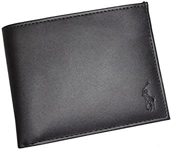 Polo Ralph Lauren Passcase Wallet One Size Black