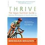 The thrive diet is a long-term eating plan to help all athletes (professional or not) develop a lean body, sharp mind, and everlasting energy. As one of the few professional athletes on a plant-based diet, Brendan Brazier researched and developed thi...