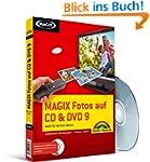MAGIX Fotos auf CD & DVD 9 - Das farb...