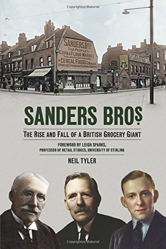 Sanders Bros: El ascenso y caída de un gigante de supermercados británicos