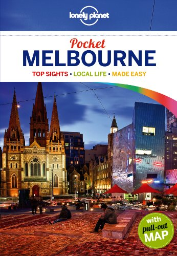 Melbourne 3 de poche / E (Lonely Planet Pocket)