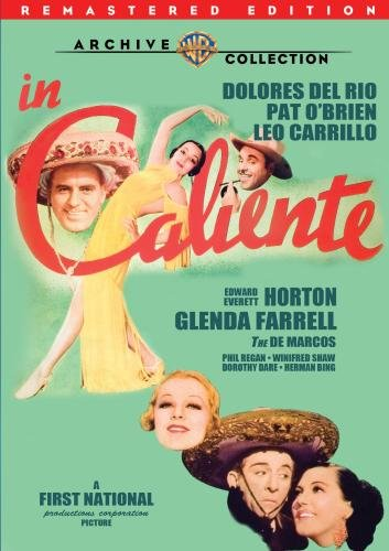 Fashions Of 1934 Full Movie In Caliente Remastered