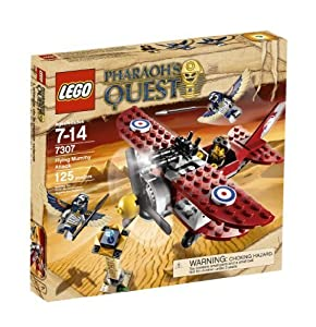LEGO Pharaoh's Quest Flying Mummy Attack 7307 by LEGO