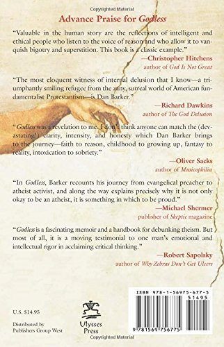 Godless: How an Evangelical Preacher Became One of America's Leading Atheists: 0