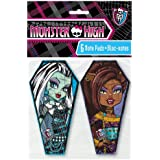 Monster High Mini Note Pads, 6ct